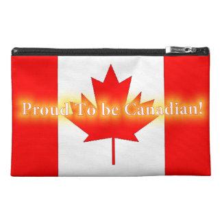 Kanadische Reise-Zusatz-Tasche Reisekulturtasche