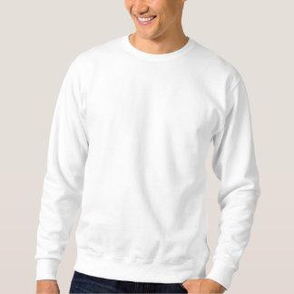 Kanadisches Ahornblatt-Hockey Besticktes Sweatshirt