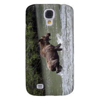 Kanadisches Elch-Tier-Tier Galaxy S4 Hülle