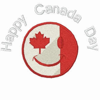 Kanadisches glückliches Gesichts-wie Team