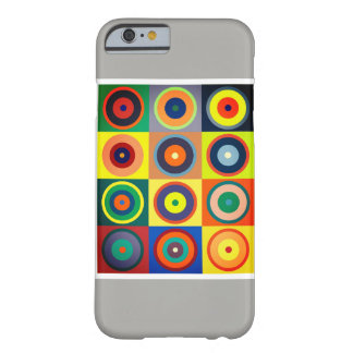 Kandinsky #6 barely there iPhone 6 hülle