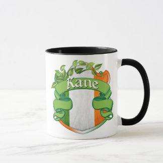 Kane Iren-Schild Tasse