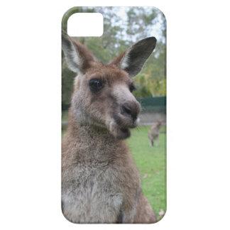 Känguru selfie iPhone 5 schutzhüllen