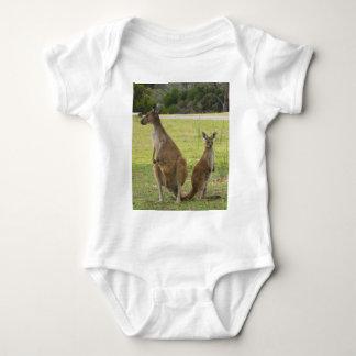 Kängurus Baby Strampler
