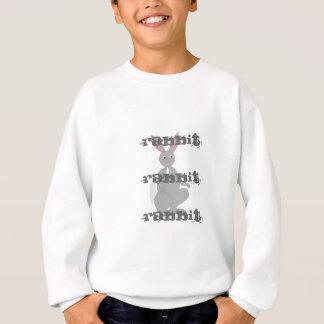 Kaninchen auf Vielzahl der Produkte Sweatshirt