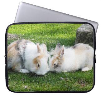 Kaninchen-Laptop-Hülse Laptop Sleeve