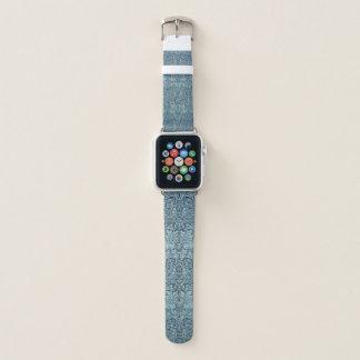 Kaninchen-Vintage Kunst GalleryHD Williams Morris Apple Watch Armband