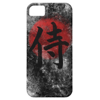 Kanji-SamuraiGrunge 2 iPhone 5 Etui