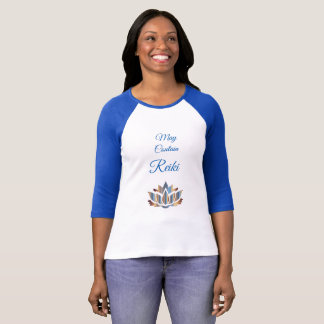 Kann Reiki Entwurf enthalten T-Shirt