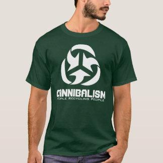 Kannibalismus - Leute, die Leute recyceln T-Shirt