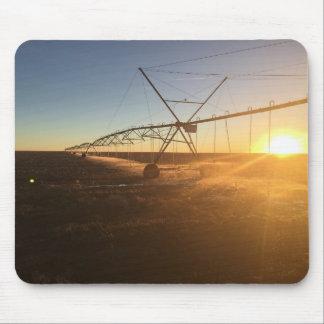 Kansas-Sonnenuntergang Mousepads