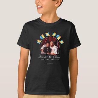 KANSAS - zwei für die Show (Jahrestag) T-Shirt