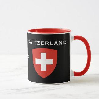 Kanton Jura, die Schweiz Kaffee-Tasse Tasse