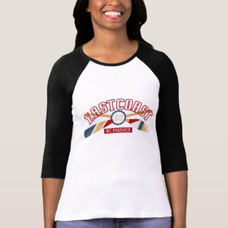 Kanu-Crew-Canoeing Sport-Emblem-T - Shirt
