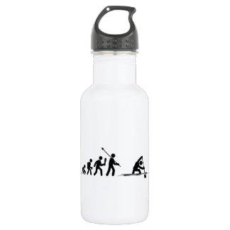 Kanu sprinten trinkflaschen