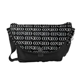 Kanzemizu japanische Muster-Bote-Tasche B Kurier Tasche