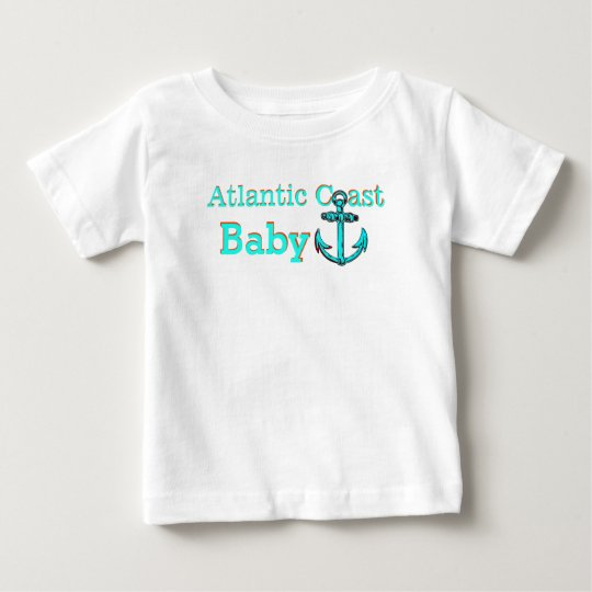 Kap-Bretone Atlantik-Küsten-Neuschottlands PEI Baby T-shirt