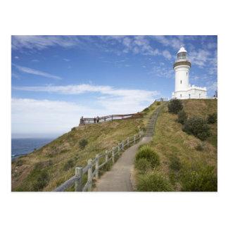 Kap Byron Leuchtturm, Kap Byron (Australien 2 Postkarte