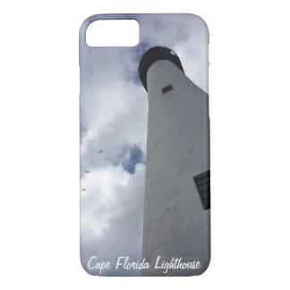 Kap-Florida-Leuchtturm-Telefon-Kasten iPhone 8/7 Hülle