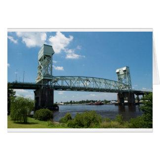Kap-Furcht-Denkmal-Brücke Karte