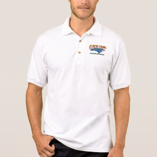 Kap-Furcht-Korvette-Shirt Polo Shirt