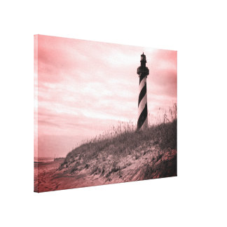 Kap Hatteras Leuchtturm Leinwanddruck