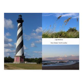 Kap Hatteras North Carolina Postkarte