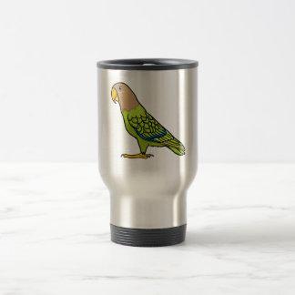 Kap-Papagei Reisebecher