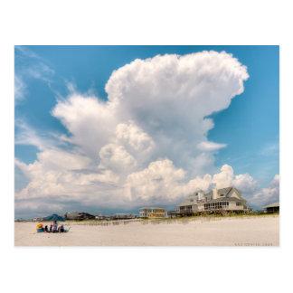 Kap San Blas Cloudscape Postkarte