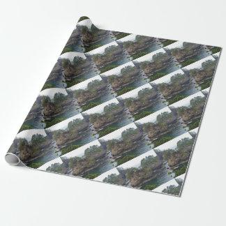 Kap-Schmeichelei Einpackpapier