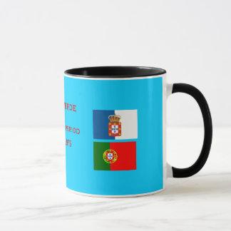 KAP-VERDE * Kolonialkaffee-Tasse Tasse