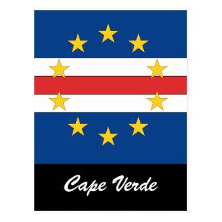 Kap-Verde Postkarten