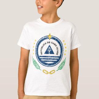 Kap-Verde Wappen T-Shirt