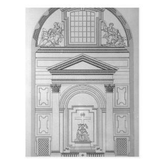 Kapelle des Pieta in St Peter Postkarte