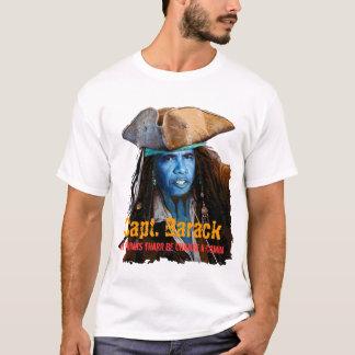Kapitän Barack Me denkt, dass tharr Änderung T-Shirt