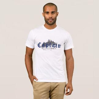 """Kapitän"" Shirt für Männer"