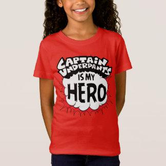 Kapitän Underpants | mein Held T-Shirt