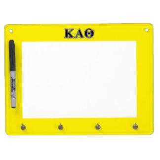 Kappa-Alphatheta-gotische Schriften Whiteboards