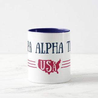 Kappa-Alphatheta   USA Tasse
