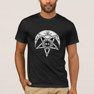 Kappa-Sigma-Abzeichen T-Shirt
