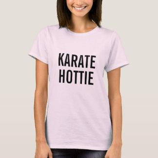 Karate Hottie MIXED MARTIAL ARTS Ehekunst-Shirt T-Shirt