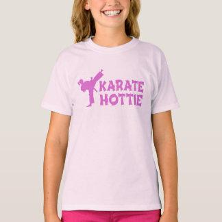 Karate Hottie Shirt - weibliches