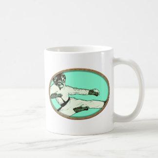 Karate Kat Kaffeetasse