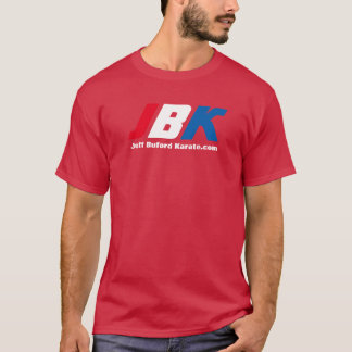 Karate-Logo T - Shirt Jeff Buford