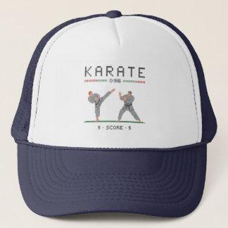 Karate-Videospiel Truckerkappe