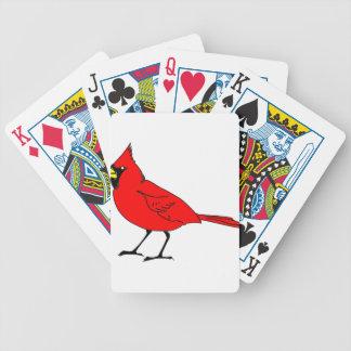 Kardinal #2 bicycle spielkarten