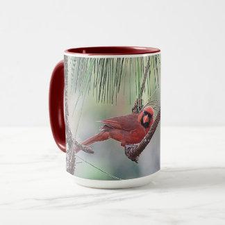 Kardinals-Kaffee-Tasse Tasse