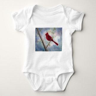 Kardinals-Säuglings-Strampler Baby Strampler
