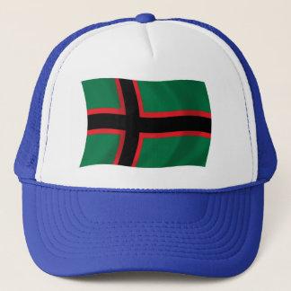 Karelians Flaggen-Hut Truckerkappe