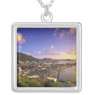 Karibische Meere, Französische Antillen, St Versilberte Kette